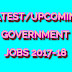 Latest Govt Jobs In Gujarat 2017 - 2018 | Upcoming Government Jobs Exam Date