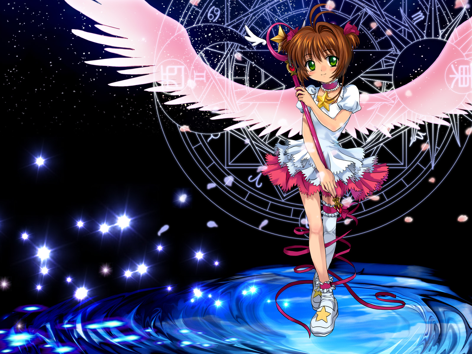 Moonlight summoner 39 s anime sekai card captor sakura - Sakura desktop ...