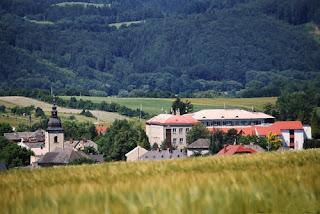 Bludov known as a medieval farming village in Moravia by Tomáš Kelar