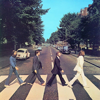 The Beatles - Come Together - On Abbey Road Album (1969)