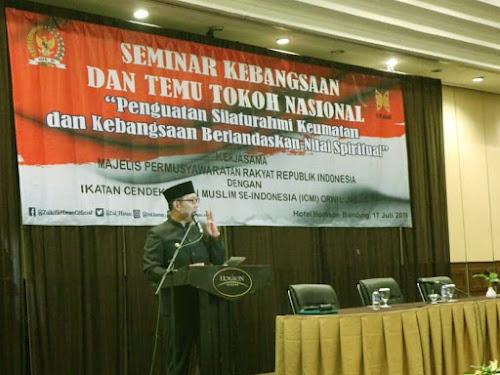 Seminar Kebangsaan Hotel Horison Bandung