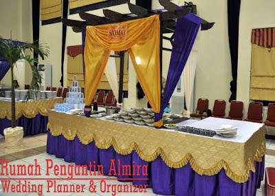 Paket Rias Pengantin Dan Dekorasi Serta Catering