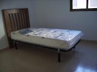 piso en alquiler calle pico castellon dormitorio