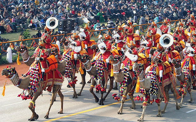 Republic day Parade Images