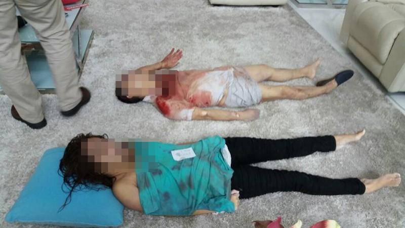 Dua korban pembunuhan sadis di Pulomas