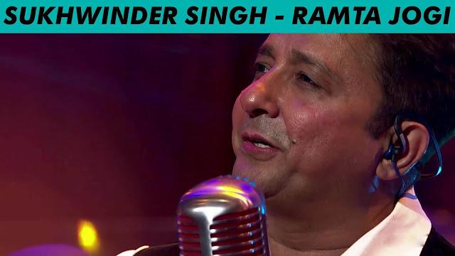 Ramta Jogi - Sukhwinder Singh @ MTV Unplugged Season 5