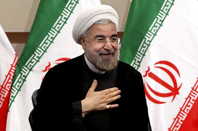 Rouhani declares end of IS