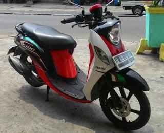 Harga Motor Yamaha Fino 125 bekas terbaru