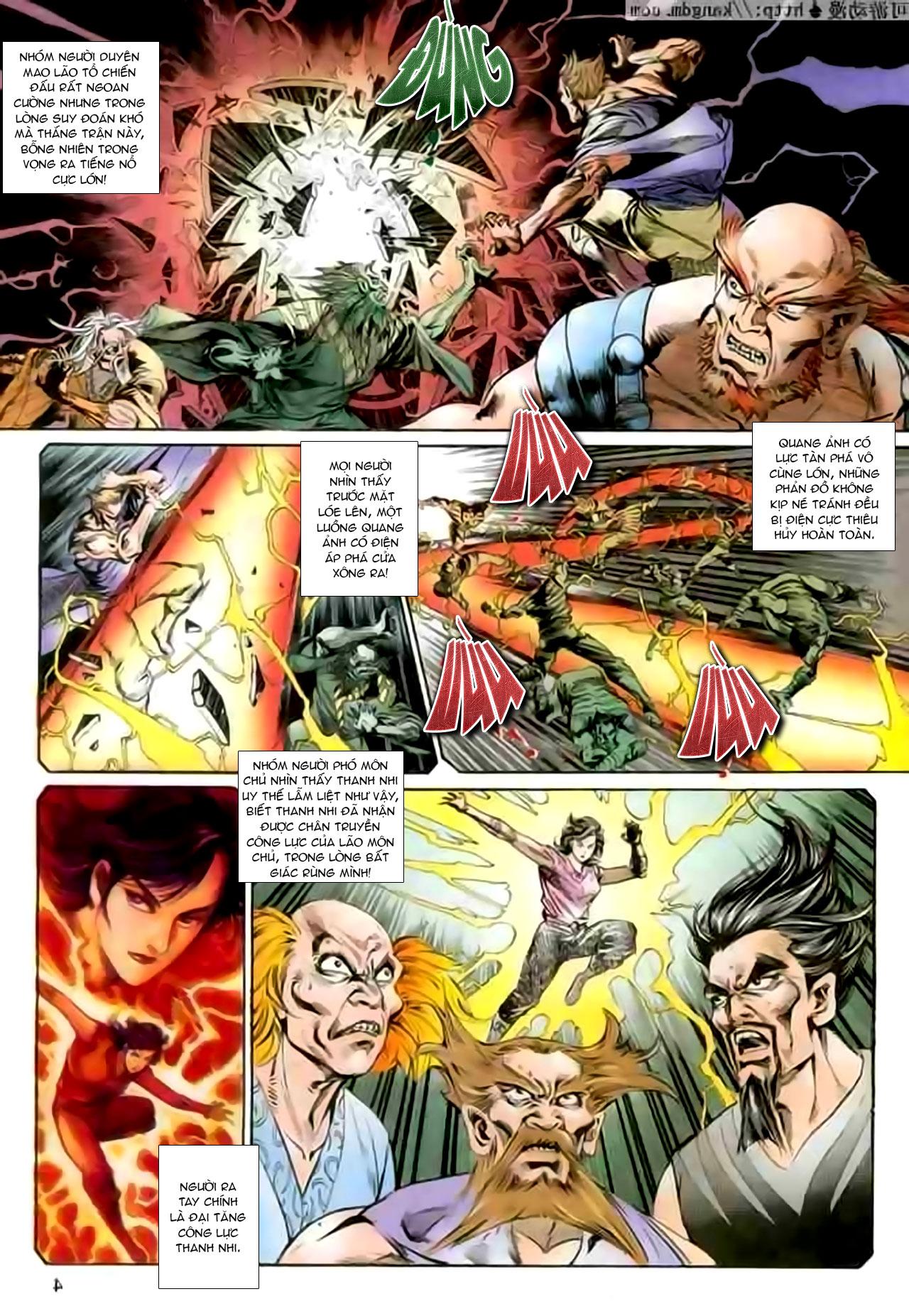 Cơ Phát Khai Chu Bản chapter 127 trang 5
