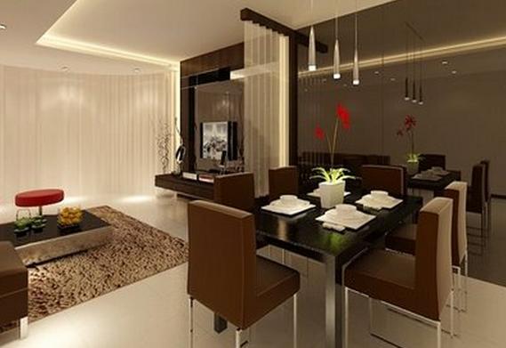 DOWN MODEL 3D FREE: Modern plaster ceiling design