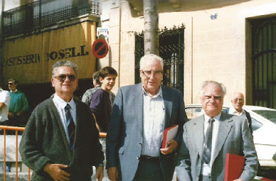 Festival de ajedrez en Sant Sadurní en 1990, Albareda y Ripoll