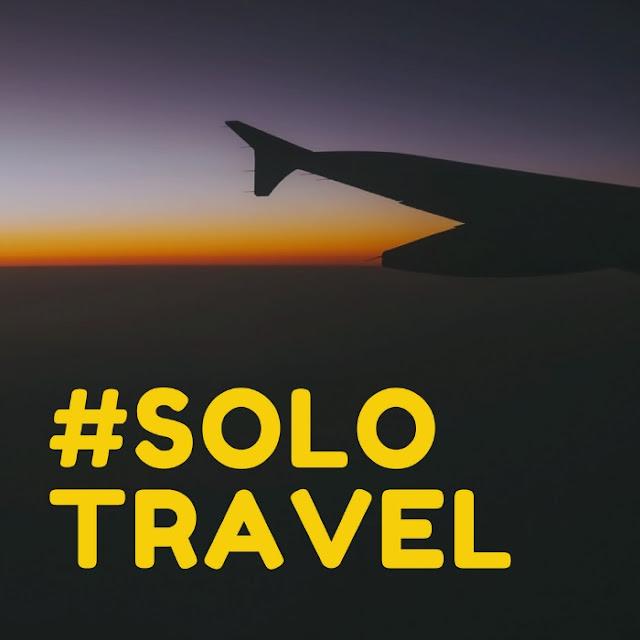 Sobre viajar sozinha