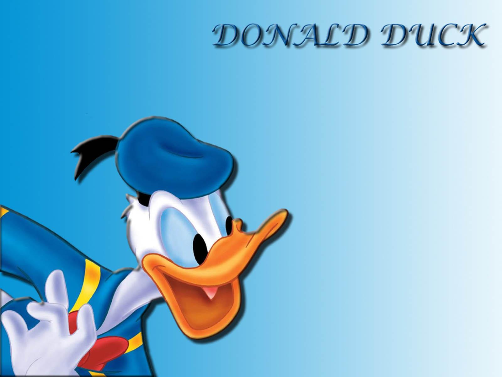 Wallpapers Donald Duck