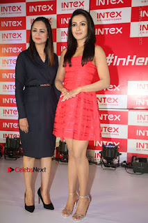 Actress Catherine Tresa Unveils Intex Air Conditioners  0220.jpg