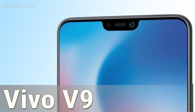merupakan sebuah smartphone yang mempunyai desain layar seolah-olah  Vivo V9 - Update Harga Terbaru 2018 dan Spesifikasi Lengkap