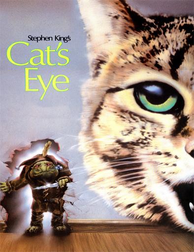 Ver Los ojos del gato (Cat's Eye) (1985) Online