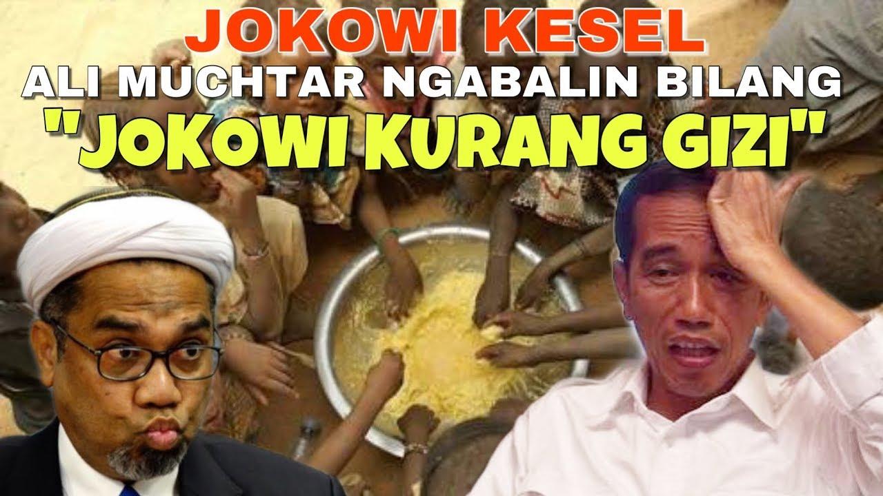 Jejak Digital Ngabalin Ledek Jokowi Kurang Gizi dan Bicara di Acara HTI Tentang Konsep Ilahiyah