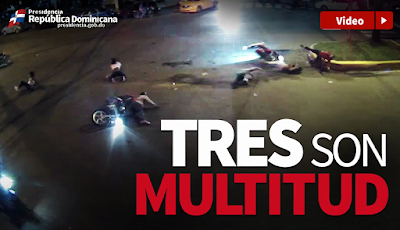 Vídeo: Tres son multitud