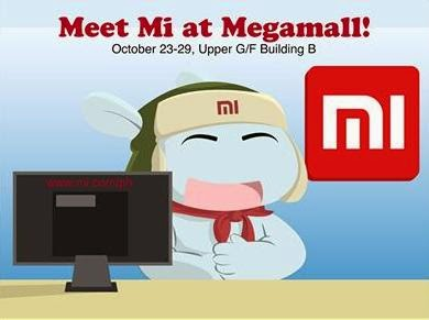 Xiaomi First Pop-up Event Happening This October 23 to 29 at SM Megamall