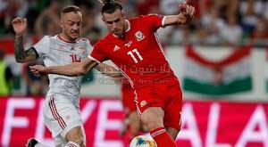 فوز هام لمنتخب ويلز خارج ملعبه على منتخب أذربيجان بهدفين بدون رد في التصفيات المؤهلة ليورو 2020