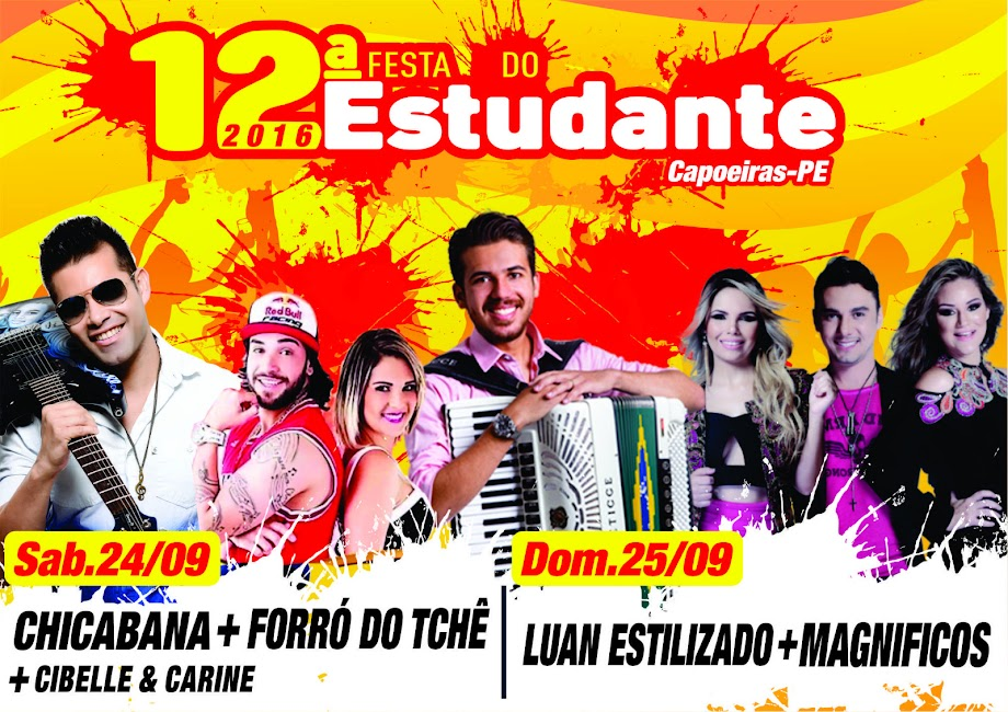 Festa do Estdante