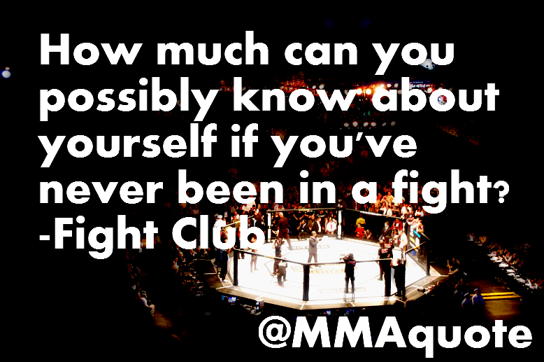 Quotes About Fighting The Good Fight: Motivational Quotes With Pictures (many MMA & UFC): Fight