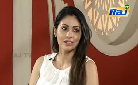 Sadha interview   'Torchlight'   Vinayagar Chadurthi Special   Dt – 13.09.2018   RajTv