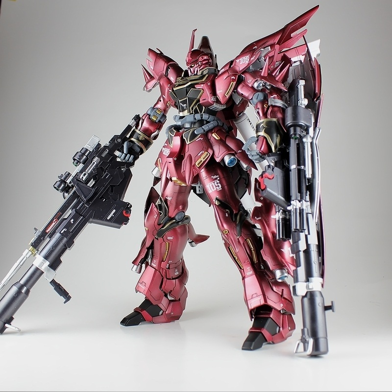 DeToyz Shop: MG Sinanju
