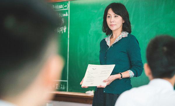 Carina Lau as Mrs. Yip in IN YOUR DREAMS 以青春的名義 (2018)
