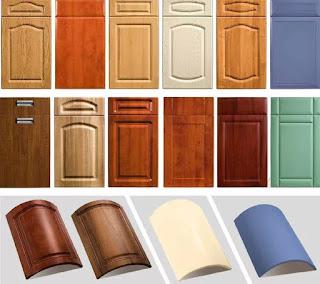 Производство мебельных фасадов - материалы и расцветка