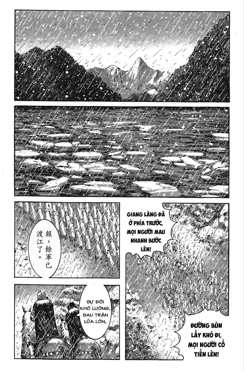 Hỏa phụng liêu nguyên Chương 436: Tuyết hạ như kiếm [Remake] trang 4