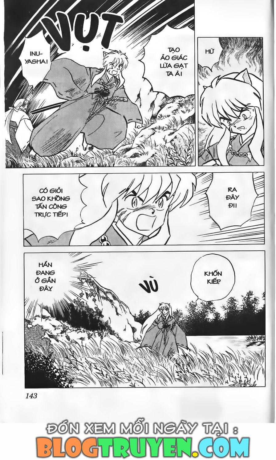 Inuyasha vol 07.8 trang 10