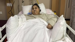 World's heaviest woman 'smiling again' after weight reduction surgery