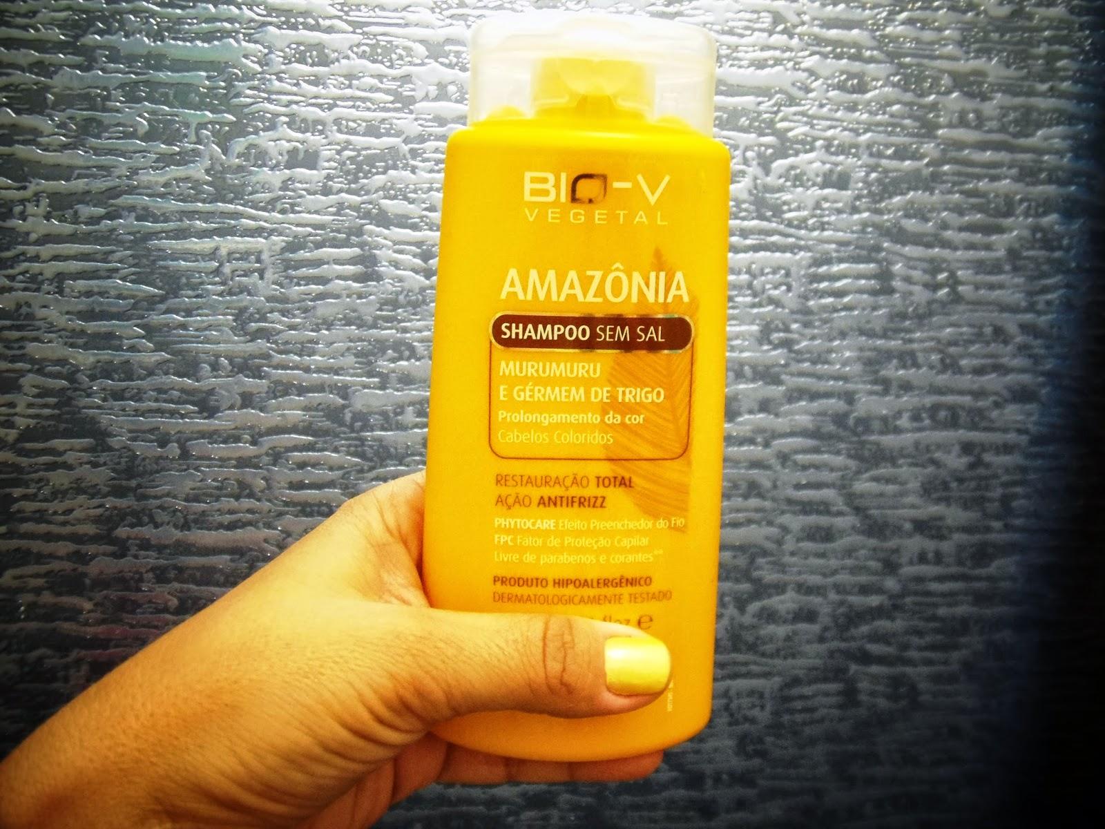 Shampoo Amazônia
