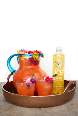 Tropical Flower Punch Recipe