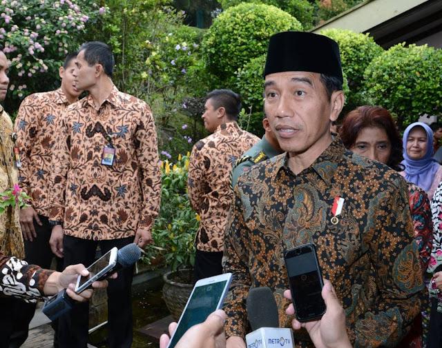 Solusi Soal FDS, Presiden Jokowi: Tidak Ada Keharusan Terapkan Lima Hari Sekolah
