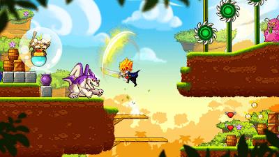 Dragon World Adventure v1.1 Mod Apk (Unlimited Money)