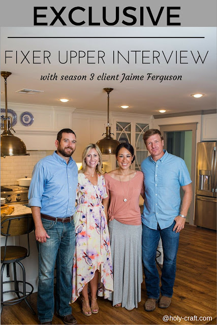 fixer upper interview