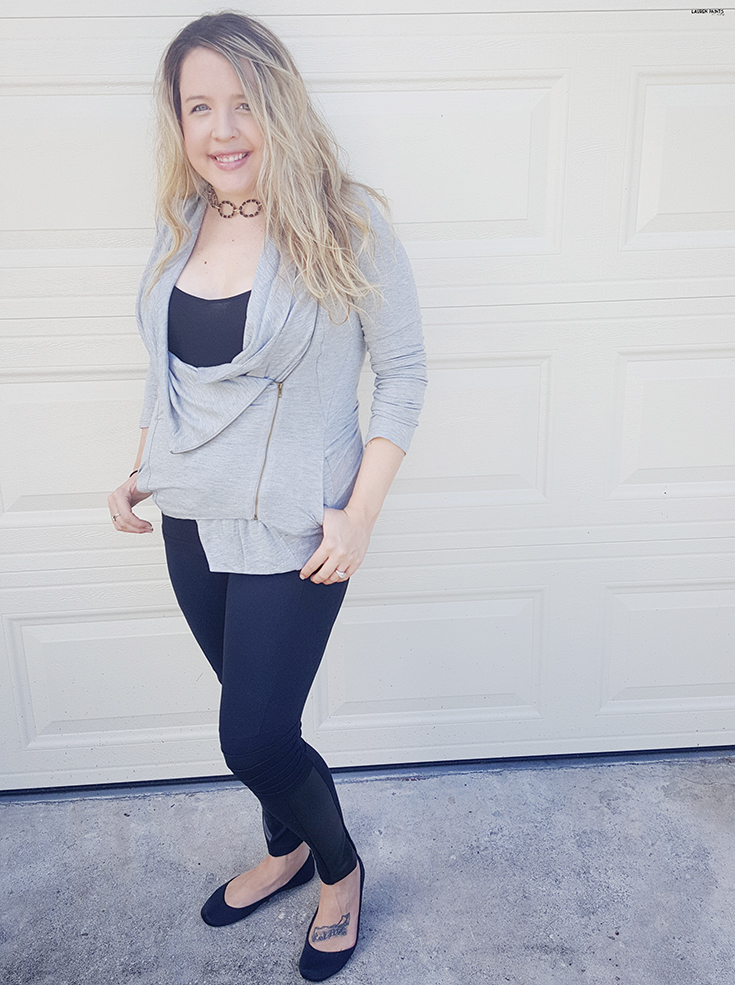 After having a baby, trying on clothes can be a nightmare... Luckily, Stitch Fix is a dream come true! Check out my most recent fix and find out how you can have a stylist help you find the perfect additions to your wardrobe! #StitchFix