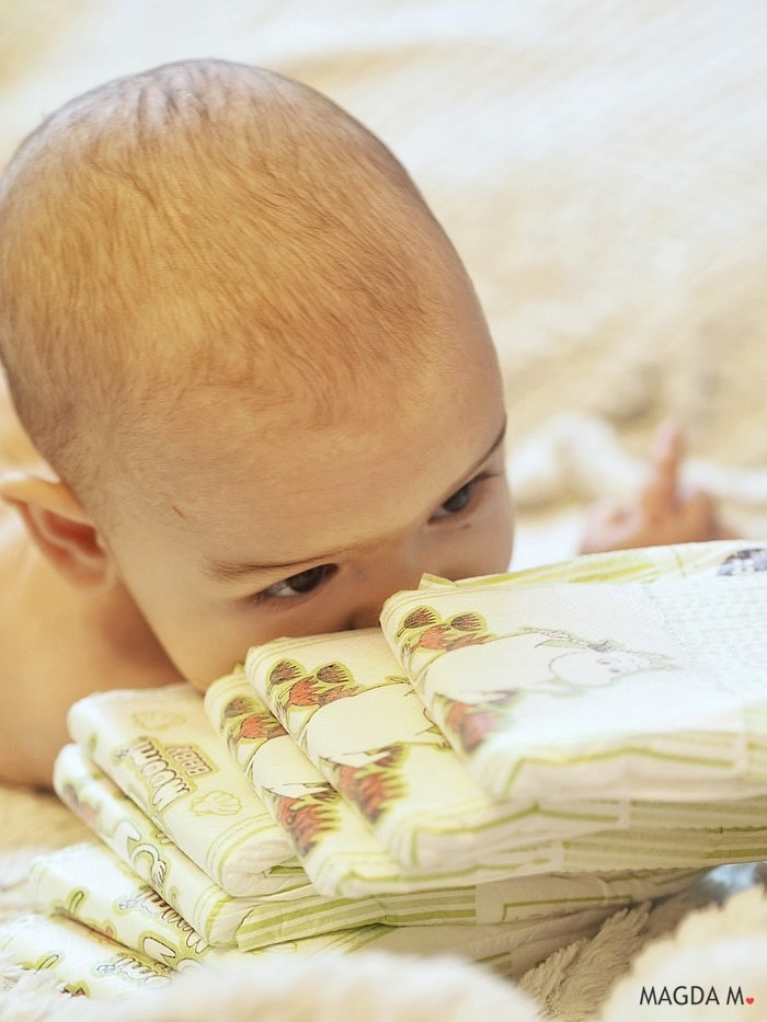 Pieluszki Muumi Baby recenzja
