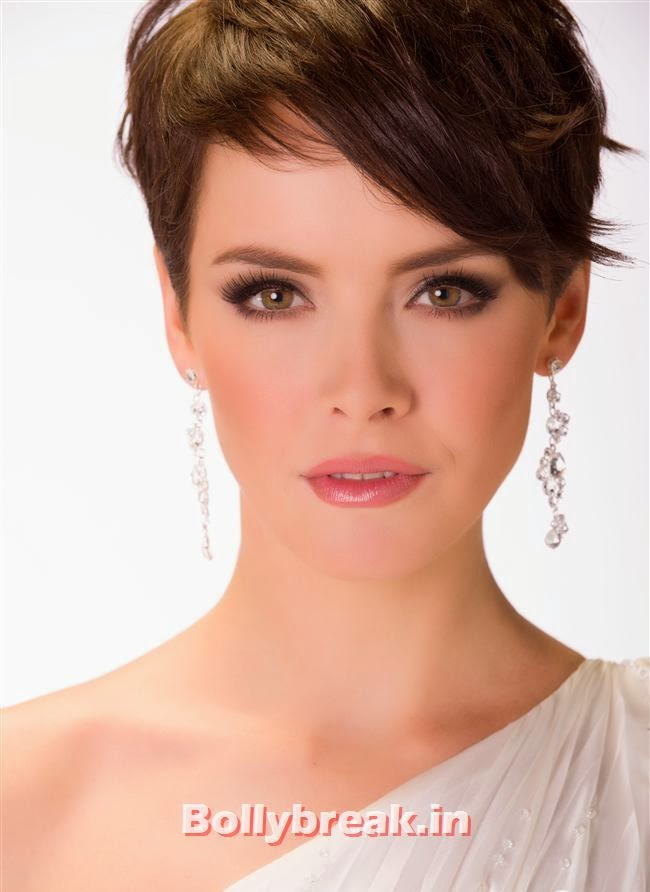Miss Czech Republic, Miss Universe 2013 Contestant Pics