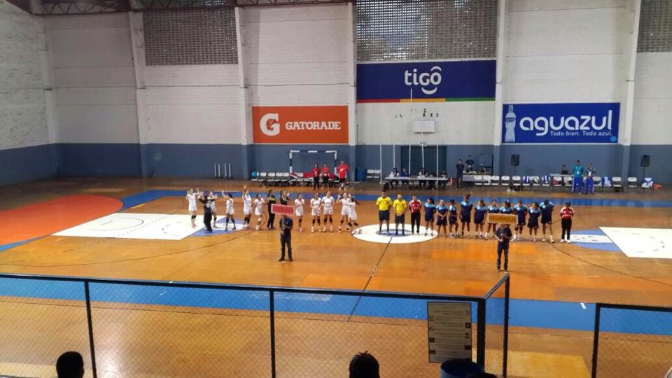 Centroamericano Femenino de Honduras| Mundo Handball