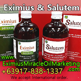 eximius miracle oil contact