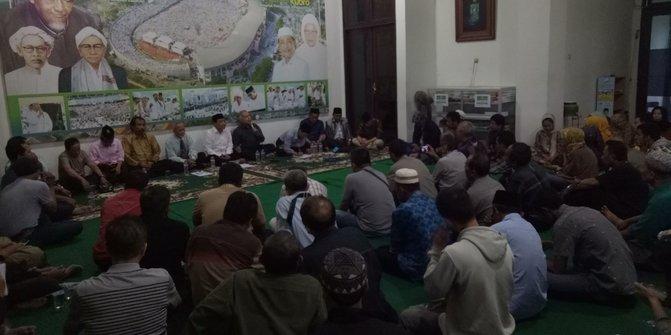Mewakili 3.600 Korban, Ratusan Pedagang Pasar Turi Mengadu ke PWNU Jatim Soal Kasus Penipuan