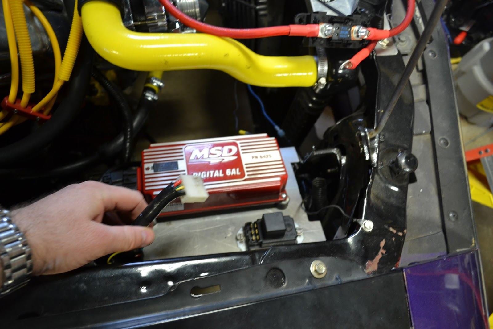 Fox Body Mustang Restoration: 1G to 3G Alternator Conversion