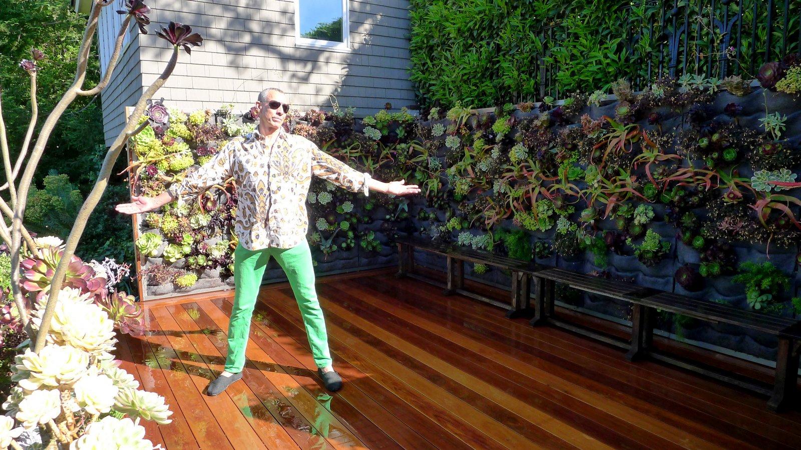 Plants on walls vertical garden systems succulent room - Como preparar el jardin ...