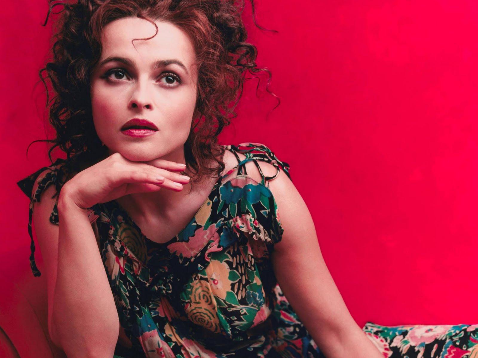 popular create hairs 2012: helena bonham carter hair