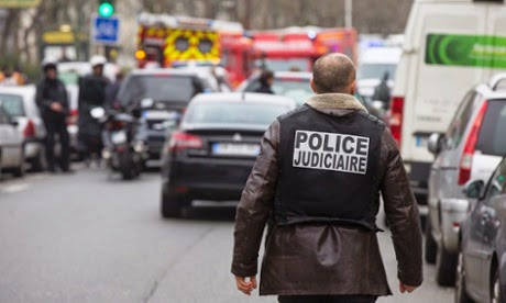 French magazine Charlie Hebdo attacked by gunmen 7/1/2014