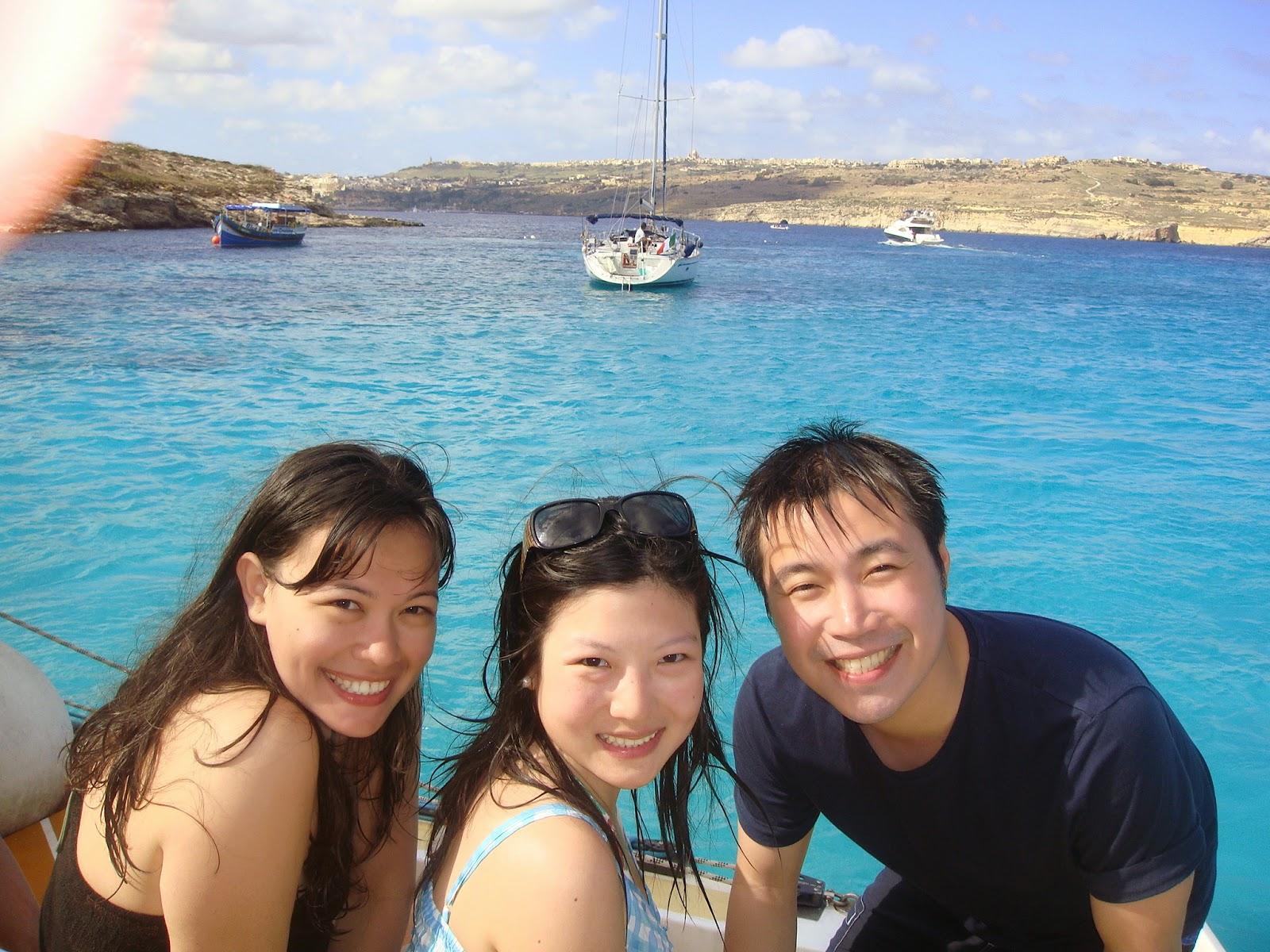 Catamaran Cruise, Blue Lagoon, Comino, Malta