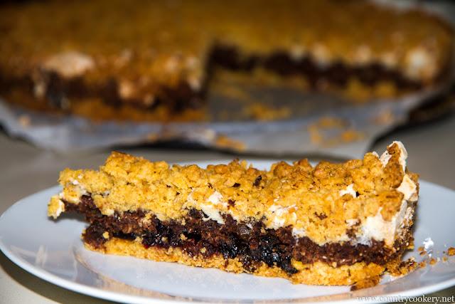 Dry Fruit Shortcrust Pastry Cake